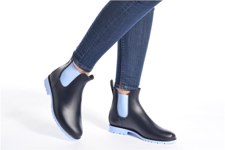 Bottines et boots Méduse Jumpy Noir vue bas / vue portée sac