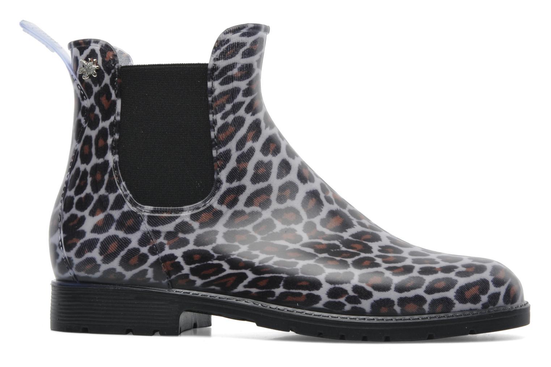 Ankle boots Méduse Jumpy Black back view