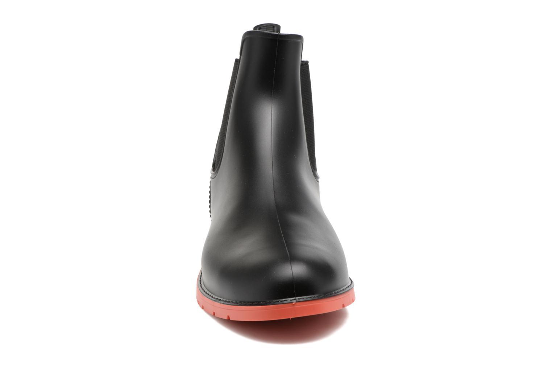 Bottines et boots Méduse Jumpy Noir vue portées chaussures