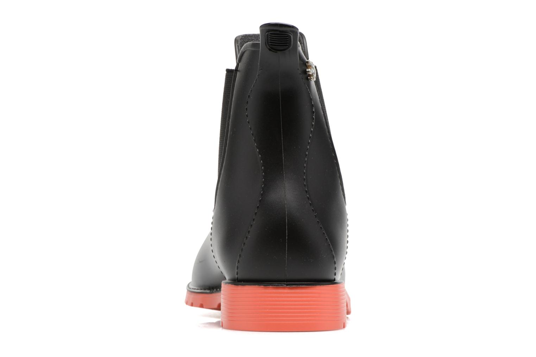 Bottines et boots Méduse Jumpy Noir vue droite