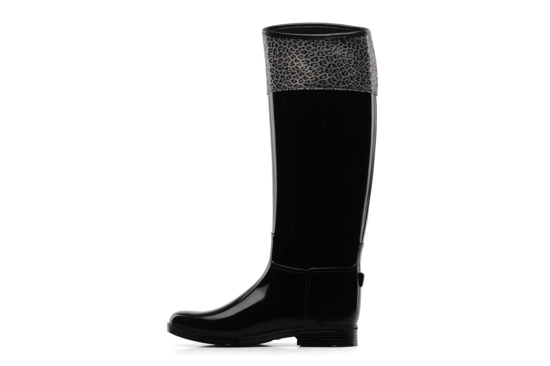 Stiefel Méduse Flampard schwarz ansicht von vorne