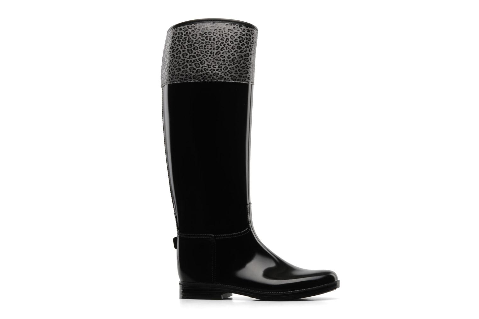 Boots & wellies Méduse Flampard Black back view
