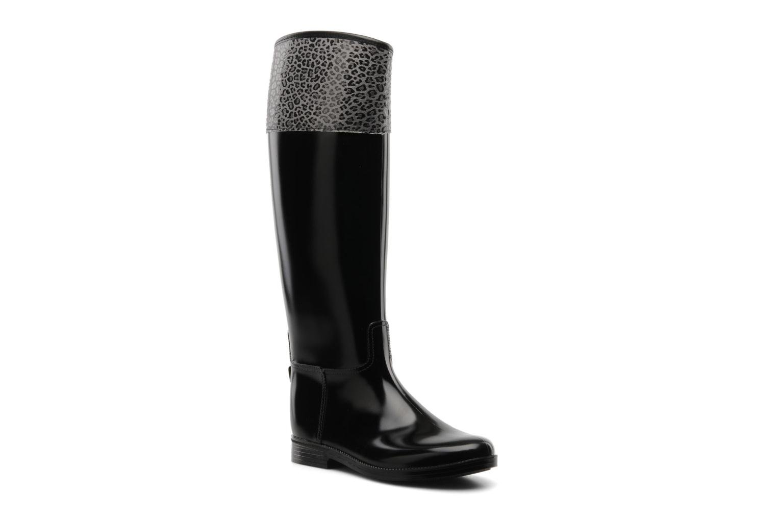 Boots & wellies Méduse Flampard Black detailed view/ Pair view