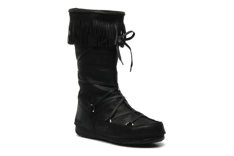 Stiefel Moon Boot Dakota schwarz detaillierte ansicht/modell