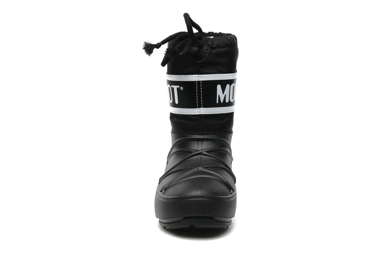 Sportschuhe Moon Boot Moon Boot Pod Jr schwarz schuhe getragen