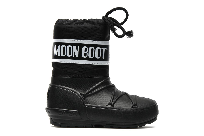 Sportschuhe Moon Boot Moon Boot Pod Jr schwarz ansicht von hinten