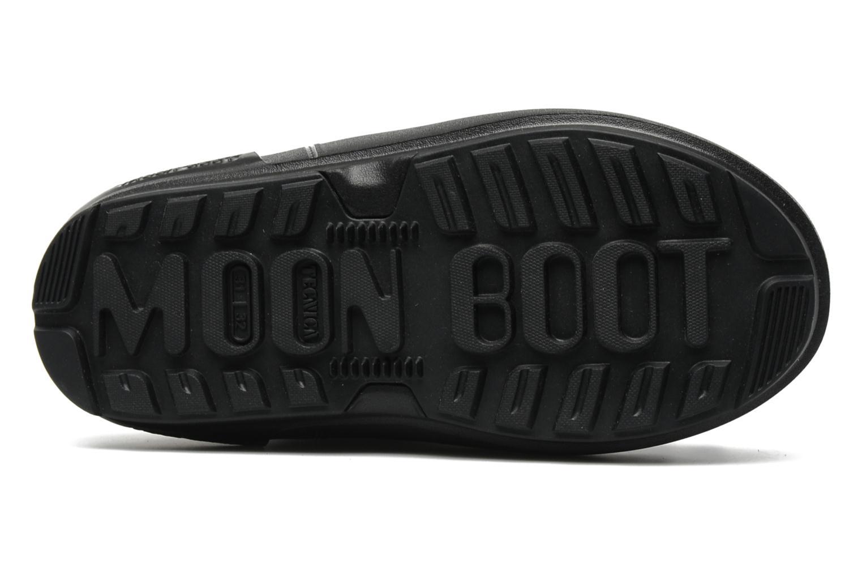 Sportschuhe Moon Boot Moon Boot Pod Jr schwarz ansicht von oben