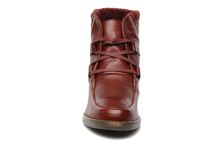 Boots en enkellaarsjes Karston Kuazdi Bordeaux model