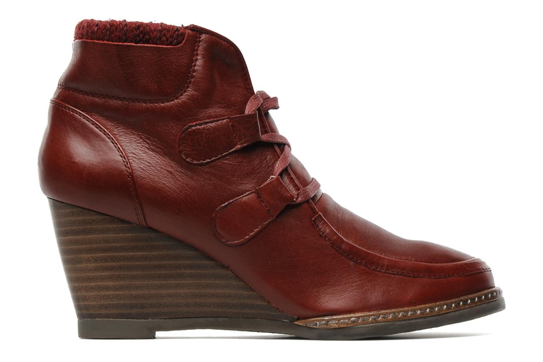 Boots en enkellaarsjes Karston Kuazdi Bordeaux achterkant