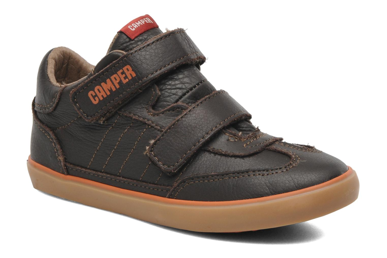 Black Camper Pelotas Persil 90193 (Noir)