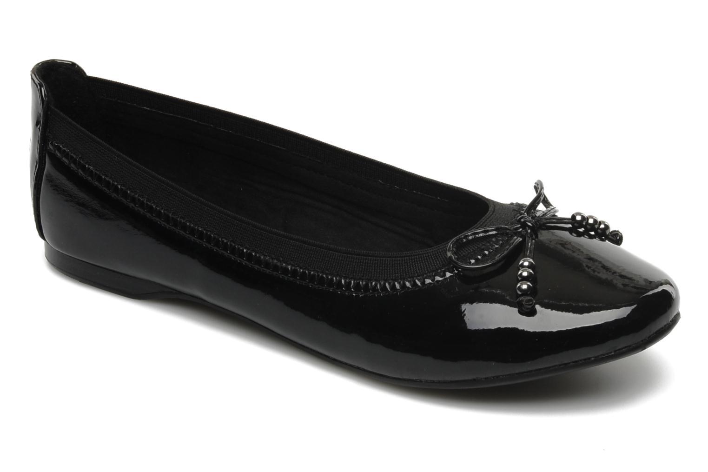 Ballerines I Love Shoes Subal Noir vue détail/paire