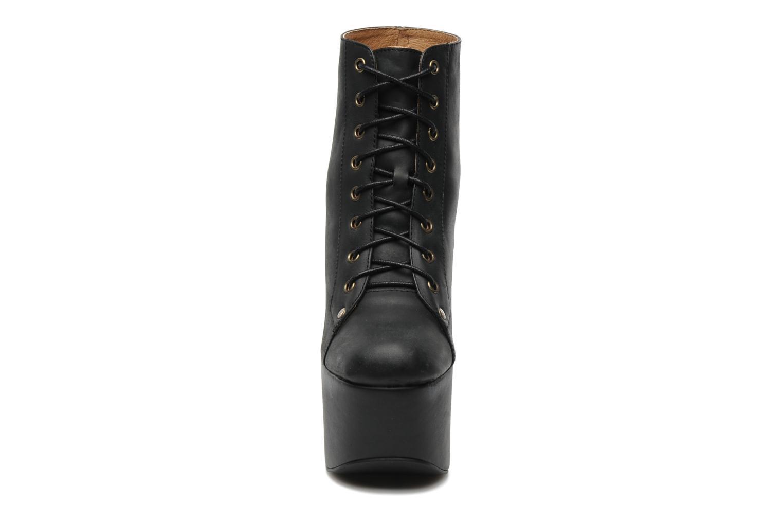 Ankle boots Jeffrey Campbell NiteLita Black model view