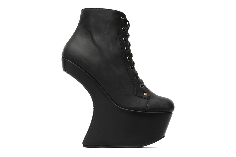 Ankle boots Jeffrey Campbell NiteLita Black back view