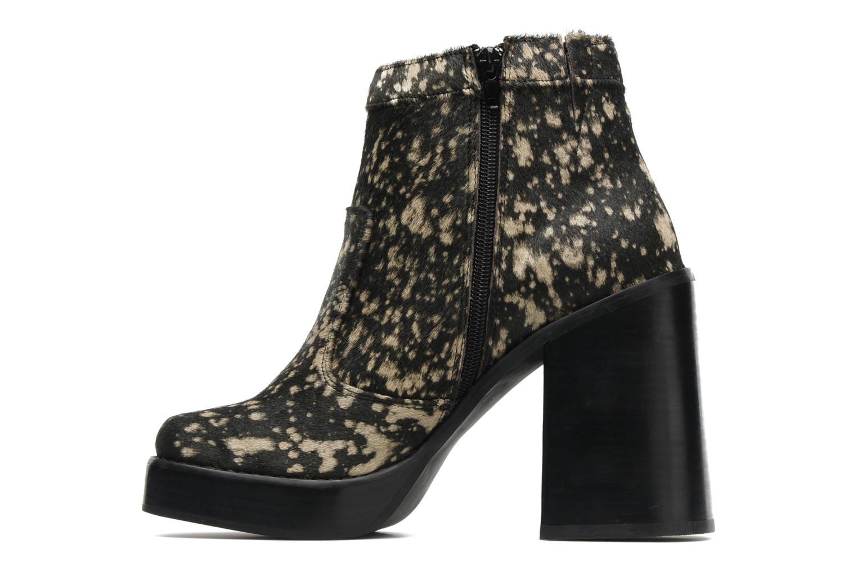 Stiefeletten & Boots Jeffrey Campbell DORADO mehrfarbig ansicht von vorne