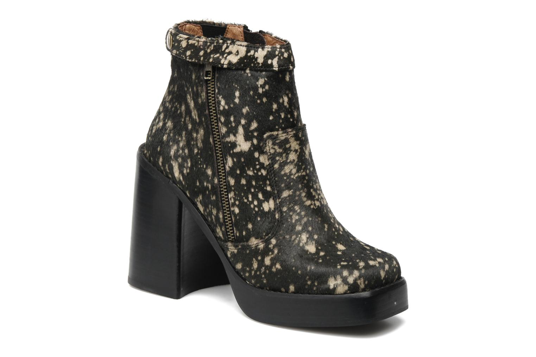 Boots en enkellaarsjes Jeffrey Campbell DORADO Multicolor detail