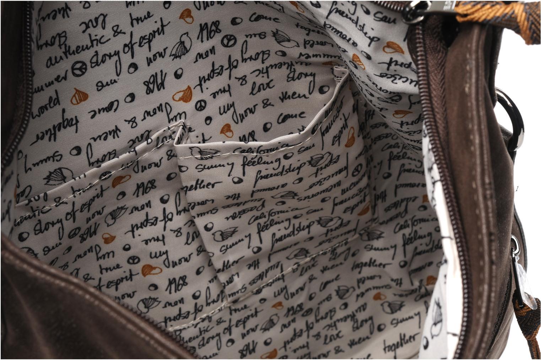 Handtassen Esprit JADE Shoulderbag rabat Bruin achterkant