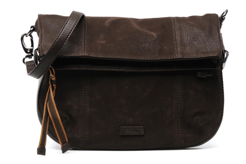 Handtassen Esprit JADE Shoulderbag rabat Bruin detail