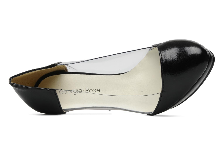 Pumps Georgia Rose Agnas schwarz ansicht von links
