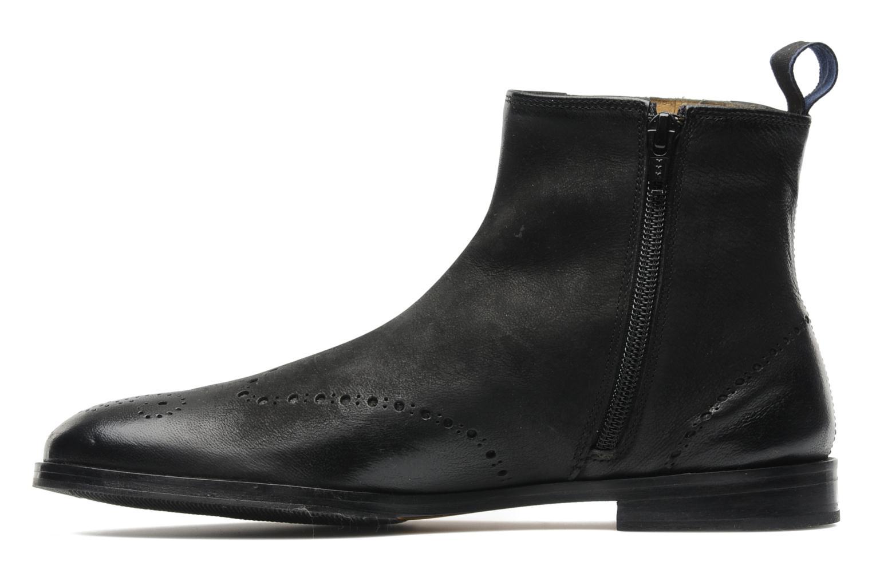 Bottines et boots Melvin & Hamilton Susan 8 Noir vue face