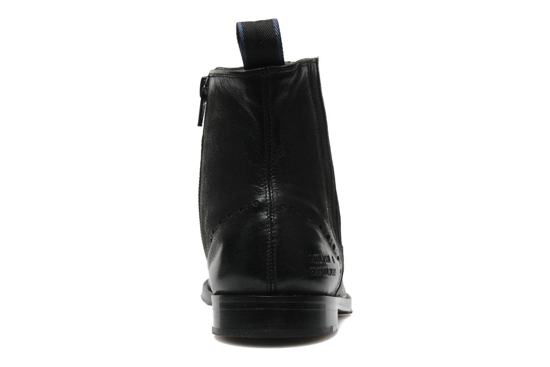 Bottines et boots Melvin & Hamilton Susan 8 Noir vue droite
