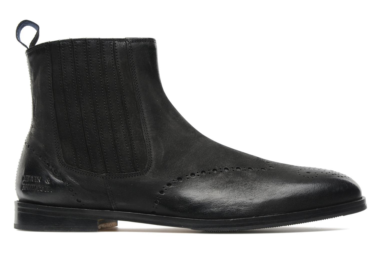 Bottines et boots Melvin & Hamilton Susan 8 Noir vue derrière