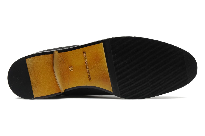 Bottines et boots Melvin & Hamilton Susan 8 Noir vue haut