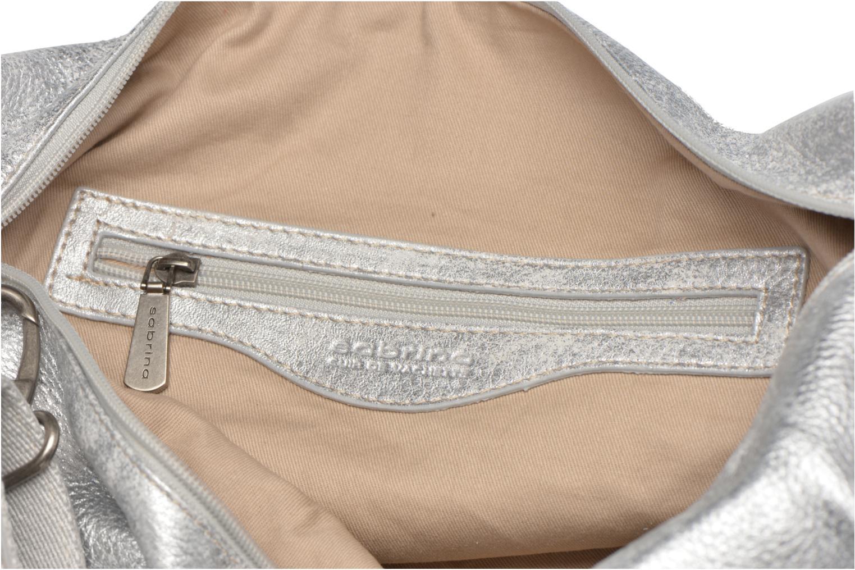 Handtassen Sabrina Jade Zilver achterkant