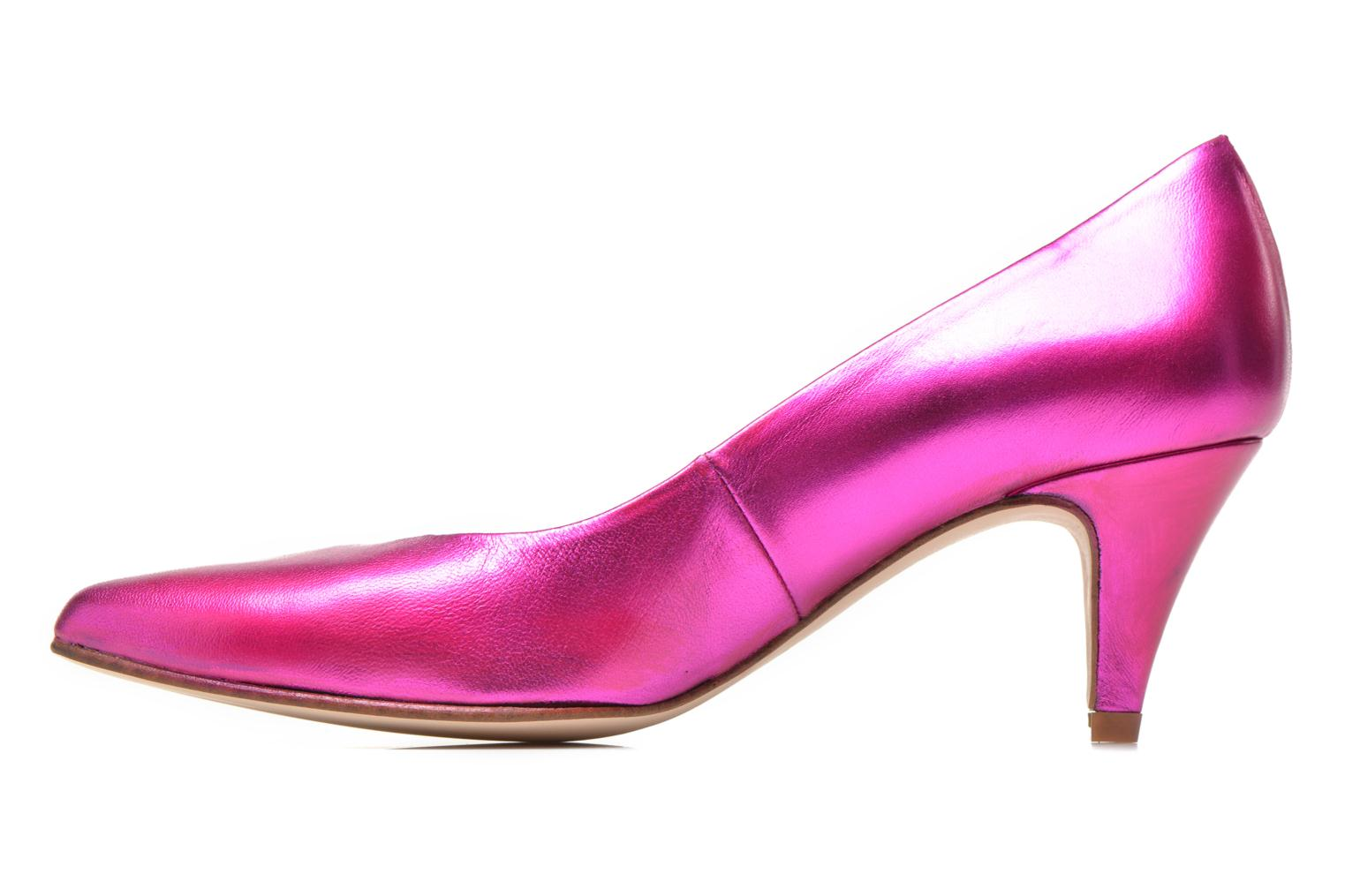 High heels Anna Volodia Ana Pink front view
