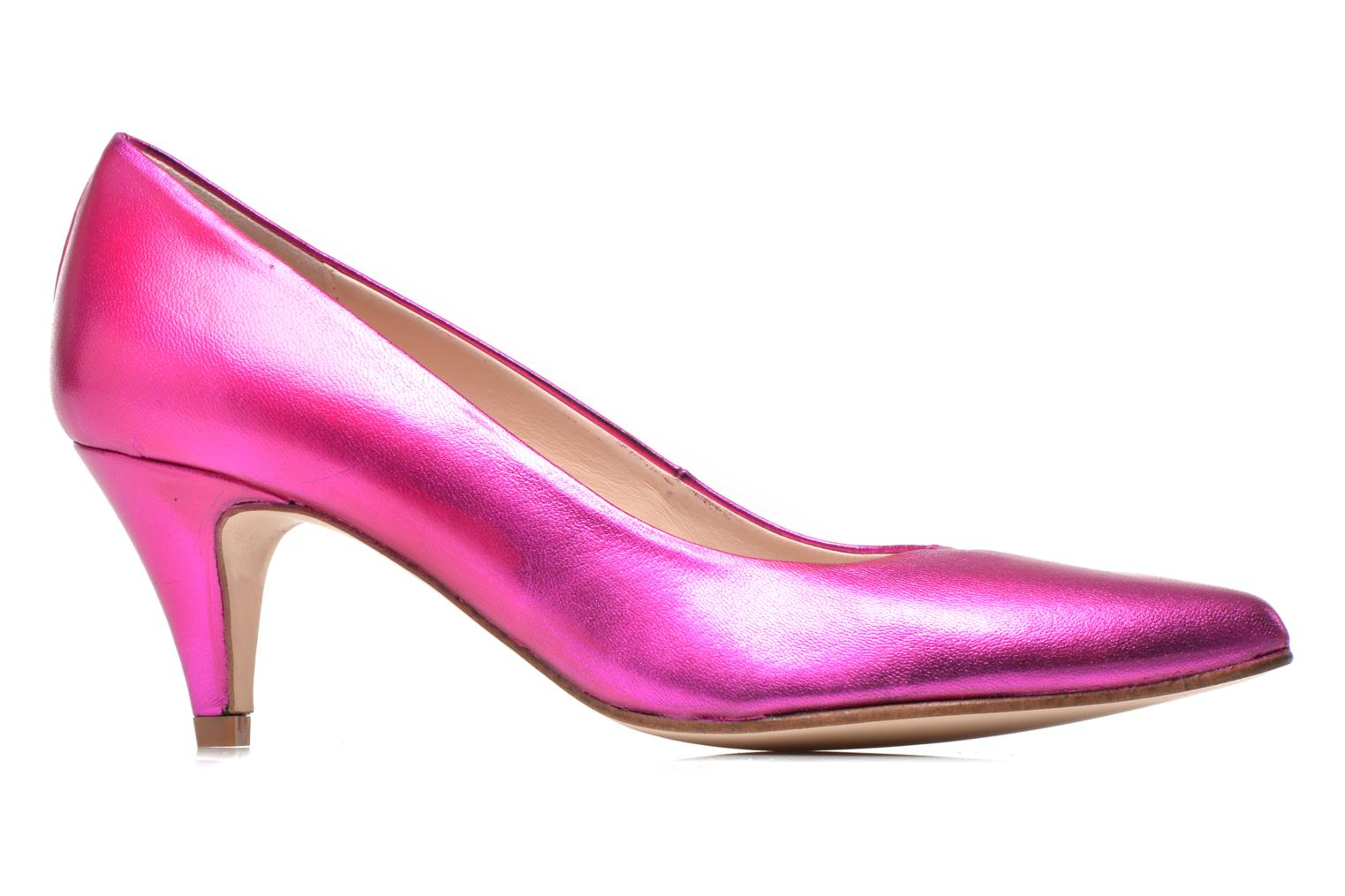 High heels Anna Volodia Ana Pink back view