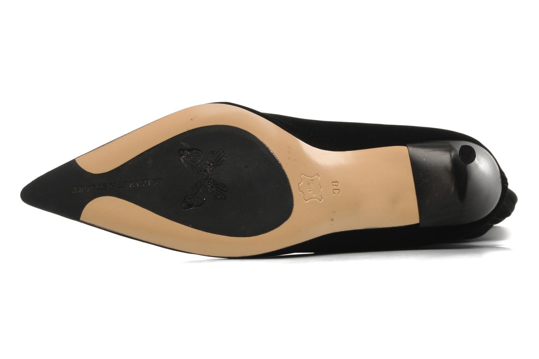 Stiefel Elizabeth Stuart Varese schwarz ansicht von oben