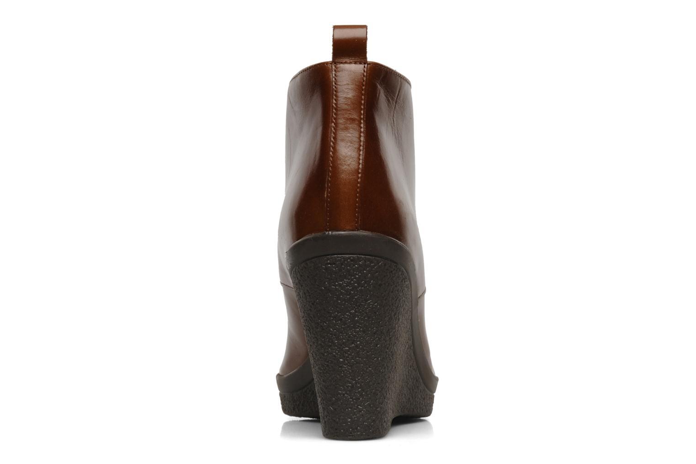 Agathe cuir cognac