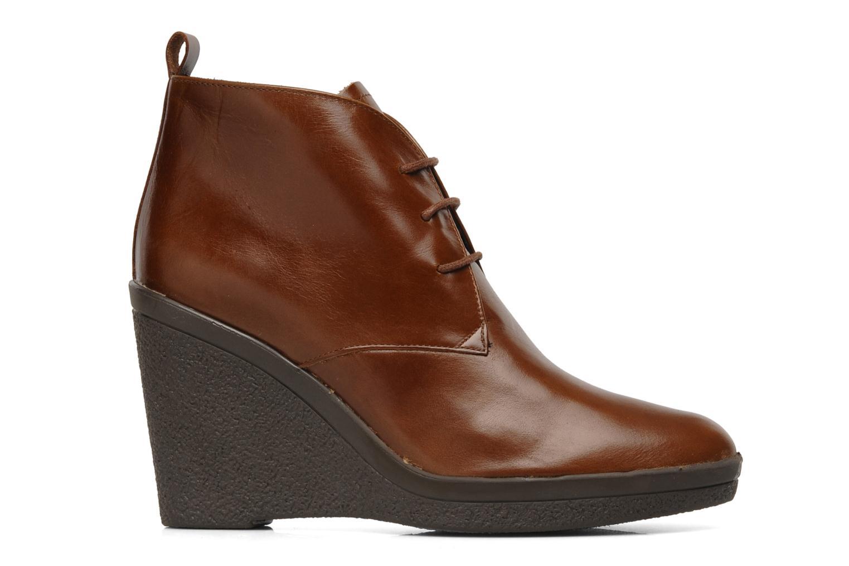 Boots en enkellaarsjes Elizabeth Stuart Agathe Bruin achterkant