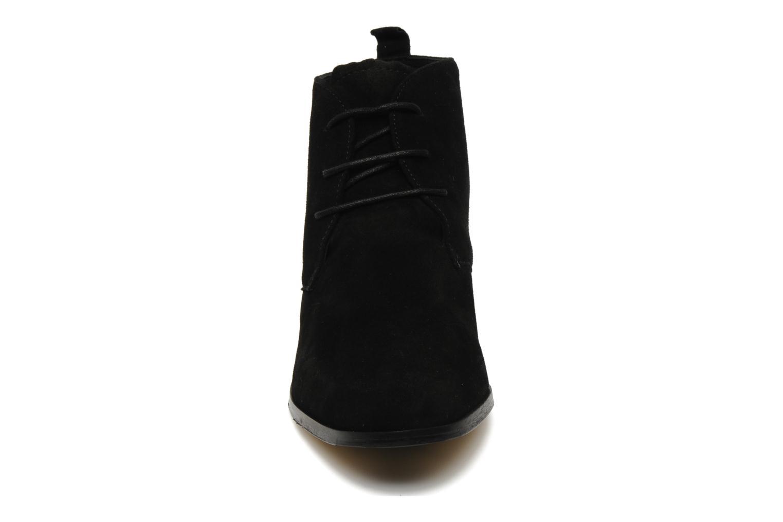 Schnürschuhe Elizabeth Stuart Ibis 334 schwarz schuhe getragen