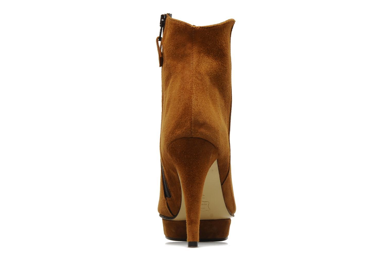 Stiefeletten & Boots Elizabeth Stuart Cid braun ansicht von rechts