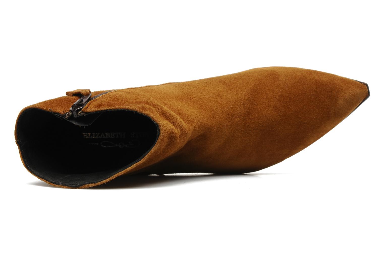 Stiefeletten & Boots Elizabeth Stuart Cid braun ansicht von links