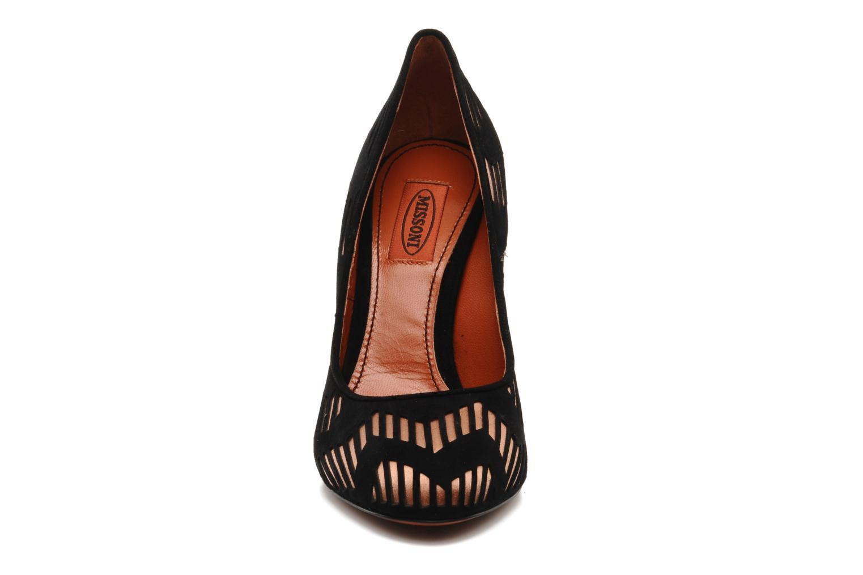 High heels Missoni Malii Multicolor model view