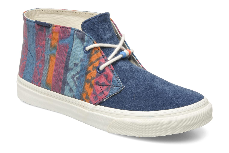 782967d290 Vans Chukka Slim (Multicolore) - Baskets chez Sarenza (159462)