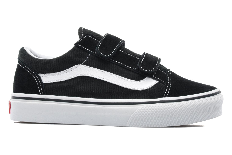 Sneakers Vans Old Skool v Zwart achterkant