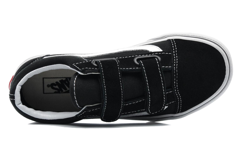 Sneakers Vans Old Skool v Svart bild från vänster sidan