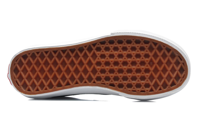 Sneakers Vans Old Skool v Nero immagine dall'alto