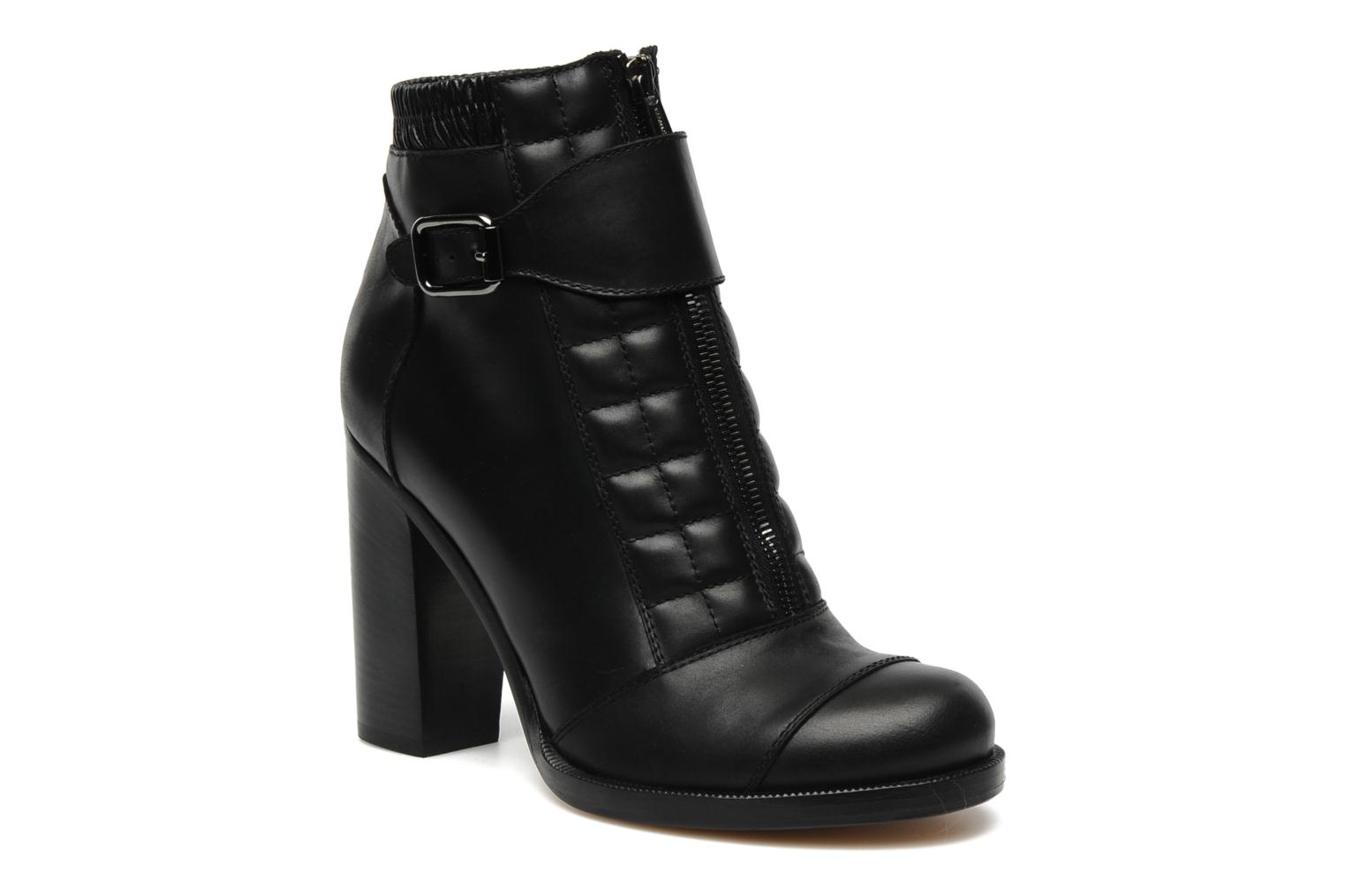 Ankle boots Vanessa Bruno Vahia Black detailed view/ Pair view