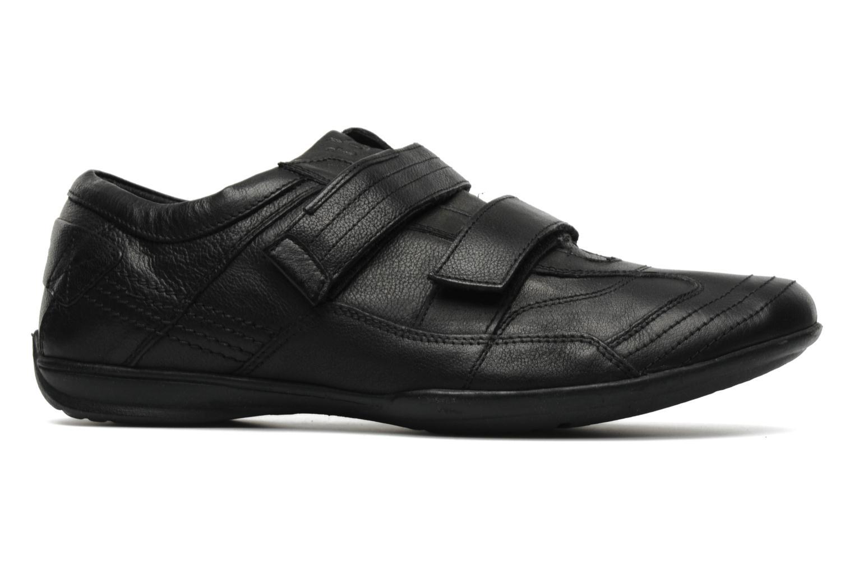 Sneaker TBS Loriol schwarz ansicht von hinten