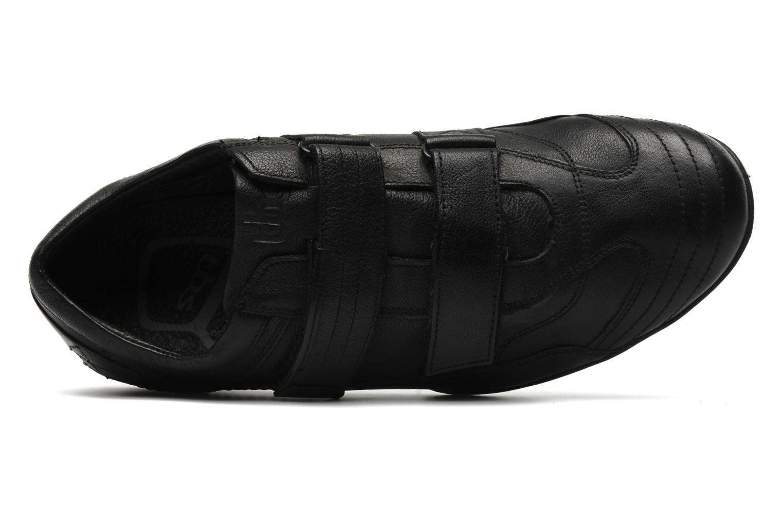 Sneaker TBS Loriol schwarz ansicht von links