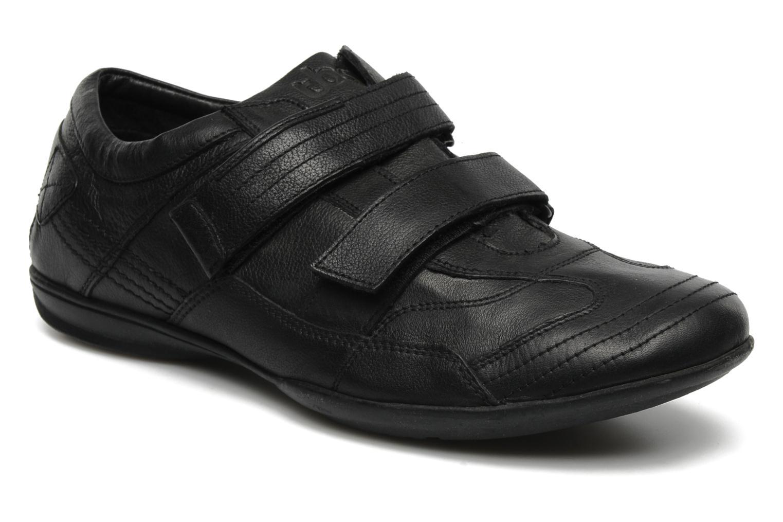 Sneaker TBS Loriol schwarz detaillierte ansicht/modell