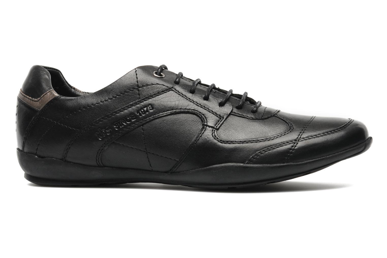 Sneaker TBS Merapi schwarz ansicht von hinten