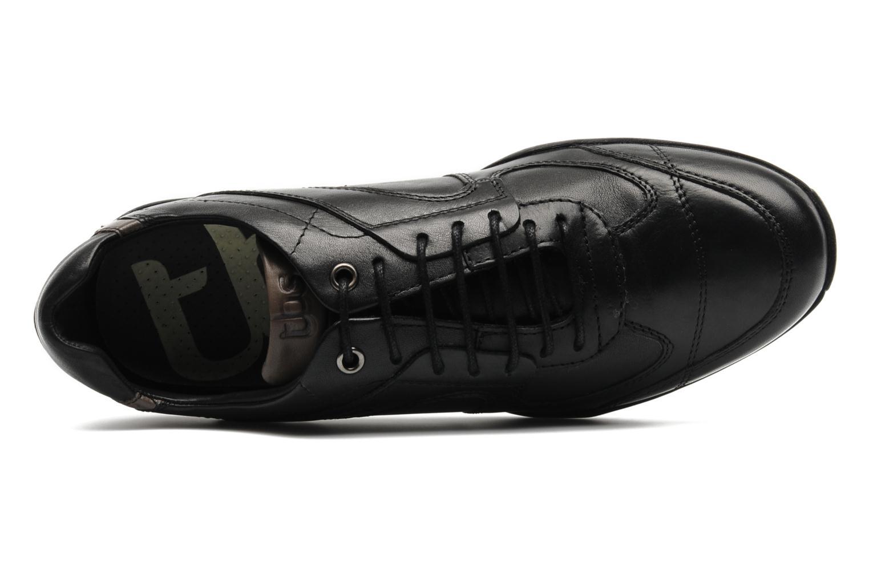 Sneaker TBS Merapi schwarz ansicht von links