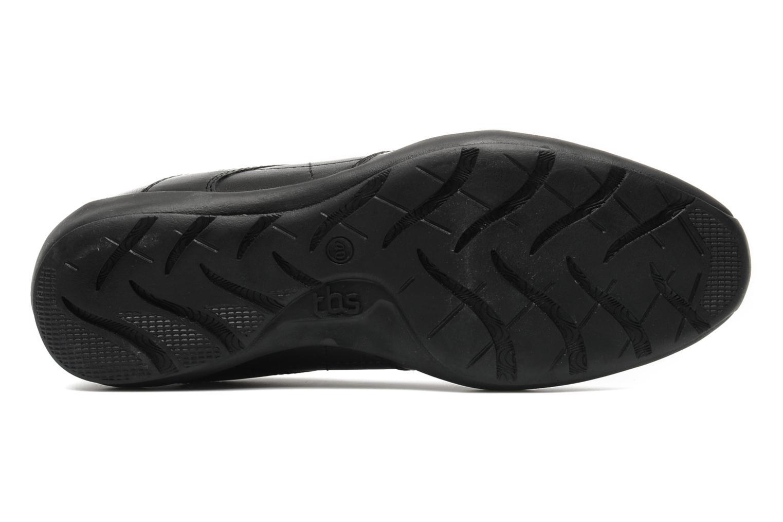 Sneaker TBS Merapi schwarz ansicht von oben