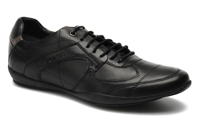 Sneaker TBS Merapi schwarz detaillierte ansicht/modell