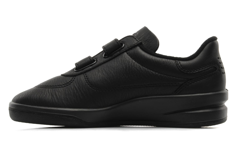 Sneaker TBS Easy Walk Biblio schwarz ansicht von vorne