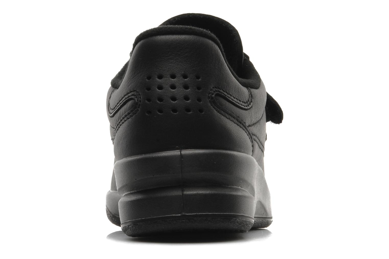 Sneakers TBS Easy Walk Biblio Svart Bild från höger sidan